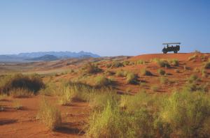 Namibia Reise im Jeep