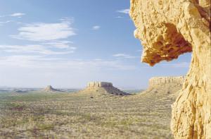 Eine Wüste in Namibia - Namibia Mietwagenreisen