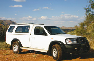 Ein Mietwagen - Namibia Mietwagenreisen