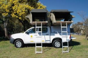Namibia Mietwagen - Bushlore 4x4